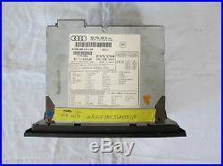 04 05 06-08 Audi A4 S4 RS4 RNS-E GPS NAVI Plus CD DVD Radio Stereo Screen OEM