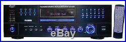 1000w Home House Digital Stereo Audio Amp Amplifier New
