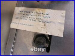 92-93 1992-1993 Chevy Corvette C4 AM FM Radio CD Tape Player OEM Delco Bose GM