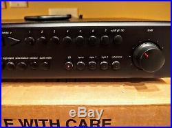 ADCOM GTP-450, Audiophile PreAmp AM/FM Stereo Tuner With Adcom Remote Control
