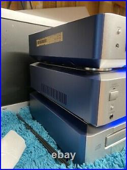 AIWA XR-M99 MINI Micro BOOKSHELF STEREO SYSTEM CD Tuner Amplifier