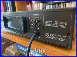 Accuphase T-106 AM/FM Stereo Tuner in Excellent Condition 117/120V US Version