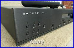 Anthem TLP 1 Stereo Preamplifier / Tuner With Remote Pre-Amp Works Great CLEAN