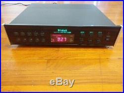 Beautiful McIntosh MR7084 AM/FM Stereo Tuner Great