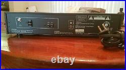 Carver TX-11b AM/FM Stereo tuner Rare