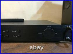 Carver TX-8 AM/ FM Stereo Tuner with remote