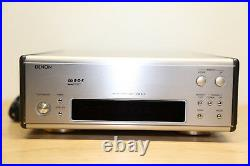 Denon TU-6.5 AM/FM mit RDS Stereo Tuner/Radio TOP Zustand in Silber