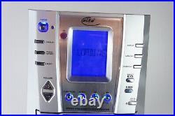 Elta 2500 Design Stereo Music Center DVD CD Tape Tuner Amplifier Boxen Pro-1492