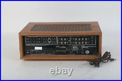 Kenwood KR-4140 Vintage Solid State AM-FM Stereo Tuner Amplifier