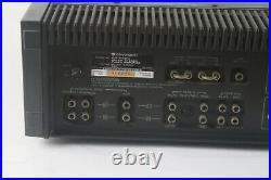 Kenwood KR-6600 Vintage AM-FM Stereo Tuner Amplifier Receiver