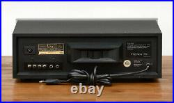 Kenwood KT-413 FM/AM Stereo Tuner / Radio in silber