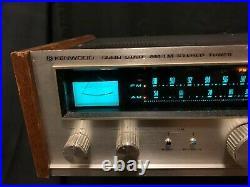 Kenwood KT-7001 AM/FM Stereo Tuner