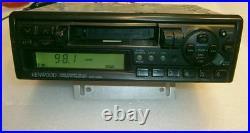 Kenwood Krc-256d Vintage Car Stereo Am/fm Tuner Cassette