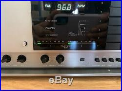 Kyocera R-651 AM/FM Stereo Tuner / Amplifier Receiver -Vintage 80's MIJ Quality