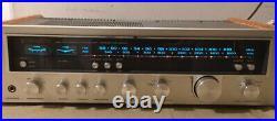 LOOK Vintage Kenwood KR-5600 AM/FM Stereo Receiver Tuner Amplifier Woodgrain
