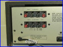LUXMAN AM/FM Stereo Tuner Amplifier Receiver R-3030 READ