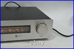 Luxman T-1 AM/FM Stereo Tuner Component SERVICED