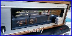 Luxman WL-550 Solid State AM/FM Stereo Tuner