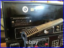 MARANTZ 2110 AM/FM STEREOPHONIC TUNER / OSCILLOSCOPE working but needs alignment