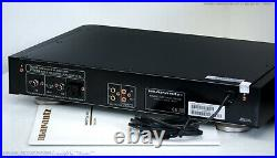 MARANTZ ST-17 High-End RDS Stereo Tuner inkl. BDA in 1A-Zustand! +1J. Garantie