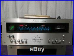 Marantz 120 Am Fm Stereo Tuner W Oscilloscope