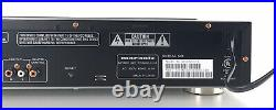 Marantz AM FM Tuner ST6000/U1B Stereo Black AM Loop Antenna Remote Tested