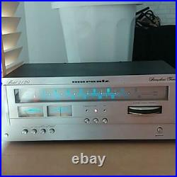 Marantz MODEL 2120 Vintage AM/FM Stereophonic Tuner Used Working Good Vintage