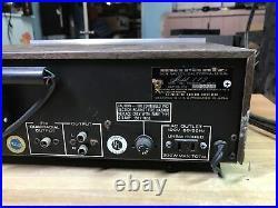 Marantz Model 112 AM FM Stereophonic Tuner Vintage Audiophile TESTED WORKING