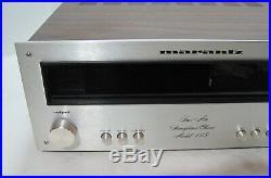 Marantz Model 115 AM-FM Stereo Tuner==Sounds Great