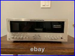 Marantz Model 120B AM/FM Stereophonic Tuner Vintage Tested
