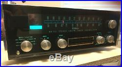 McIntosh MX-113 Stereo AM/FM Tuner Preamplifier