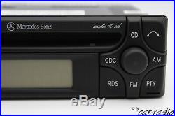 Mercedes Autoradio SLK-Klasse R170 CD-Radio Audio 10 CD MF2910 Original CD-R OEM
