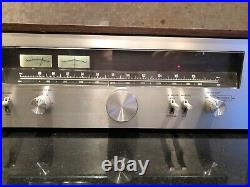 Mint Kenwood AM/FM Stereo Tuner KT-7500 Perfect Working Condition