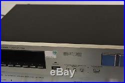 NIKKO NA-590 II Amplifier, NT-990 AM/FM Tuner, NO-990 Stereo Cassette Deck Set