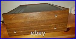 Nice Vintage Kenwood KR-2400 AM-FM Stereo Tuner Amplifier Receiver Works Great
