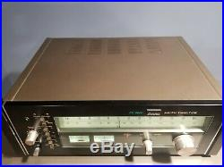 Nice! Vintage Sansui TU-9900 AM/FM Stereo Tuner serviced and modded