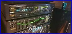 ONKYO INTEGRA T-9090 II Quartz Synthesized FM Stereo Tuner