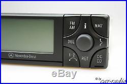 Original Mercedes APS BT-2 Control Unit BO1150 Bosch Kassette Navigationssystem