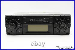 Original Mercedes Audio 10 BE3100 Kassette Becker Autoradio CC Radio GS01
