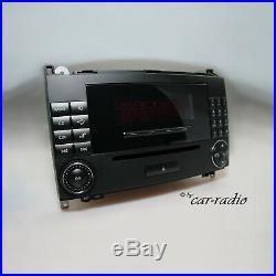 Original Mercedes Audio 20 CD MF2550 W169 Radio C169 A-Klasse 2-DIN Autoradio