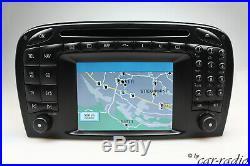 Original Mercedes Comand 2.0 R230 SL-Klasse Navigationssystem EU-Ausführung OEM