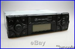 Original Mercedes Kassette Autoradio Audio 10 BE3100 SL-Klasse R107 Becker Radio