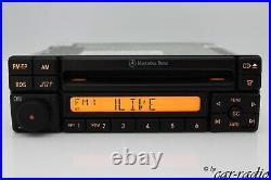 Original Mercedes Special MF2297 CD-R W124 Radio E-Klasse S124 C124 CD Autoradio