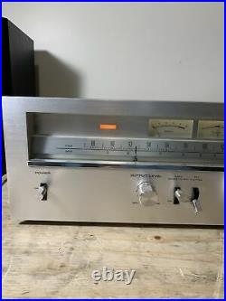 PIONEER TX-7500 Vintage Stereo AM-FM Tuner Professionally Aligned
