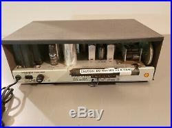 Pilot Model 285 Am Fm Stereo Tube Tuner