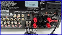 Pioneer AV Receiver Amplifier Tuner Stereo VSX-7300 Pre Amp Phono Surround Japan