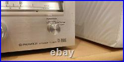 Pioneer TX-9500 ii AM/FM Stereo Analogue Tuner (1975-79)