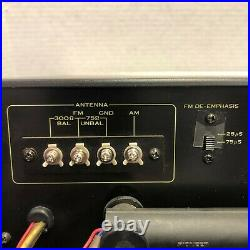 Pioneer Tx-6500ii Vintage Am/fm Stereo Tuner Serviced Cleaned Tested