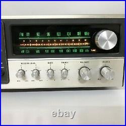 Rare Vintage Aiwa TPR-3001 AM/FM Tuner Cassette Stereo Receiver Beautiful
