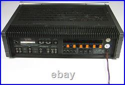 Rare Vintage Kenwood Kr-7600 Am Fm Stereo Tuner Receiver Amplifier Japan Tested